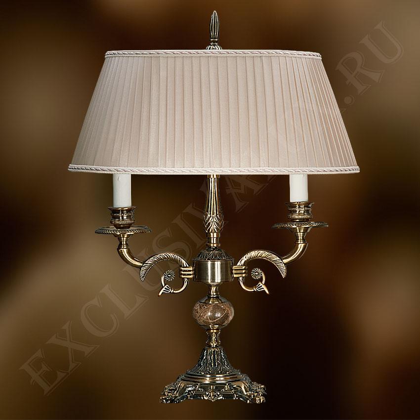 Настольные лампы с белым абажуром купить с доставкой в москве и